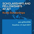 Kurita Scholarship at AIT
