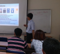 Seminar on nano materials in Environmental application by Prof. Chang Yoon-Seok at Postech!
