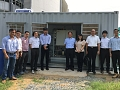 Joint Applied Research with KYOWAKIDEN INDUSTRY Co,LTD (6/11)